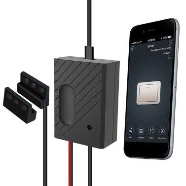Ouvre-porte de Garage intelligent Ewelink WiFi module de commutateur contrôleur de porte de Garage APP télécommande synchronisation commande vocale Alexa Google