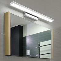 LED Mirror Light 42cm/52cm/62cm/72cm/92cm wall lamp bathroom light Warm White/White sconce lamp bedroom LED bathroom fixtures IL