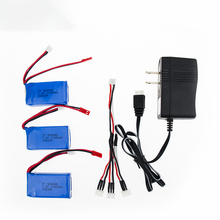 US/China plug charger split 7.4V 1100mah Wltoys A949 A959 A969 A979 K929 LiPo Battery JSTplug Part for Wltoys RC Part Wholesale