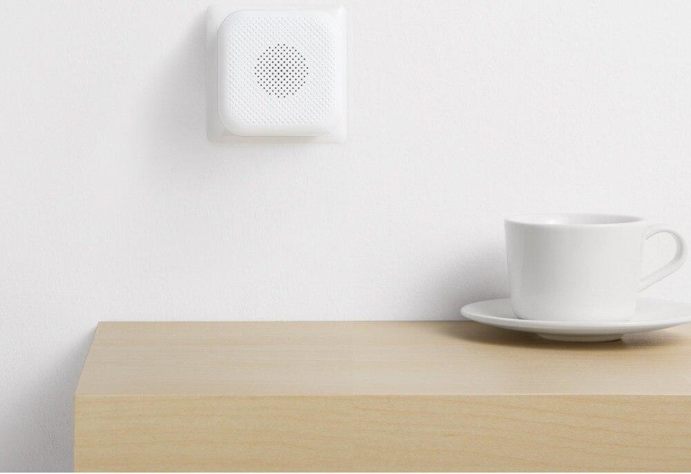 Xiaomi zéro AI Identification du visage 720 P IR Vision nocturne vidéo sonnette Set détection de mouvement SMS Push interphone stockage en nuage gratuit - 6