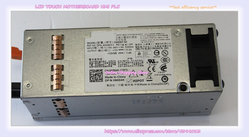 где купить For T310 Server Power Supply D400EF-S0 N884K DPS-400AB-A 400W дешево