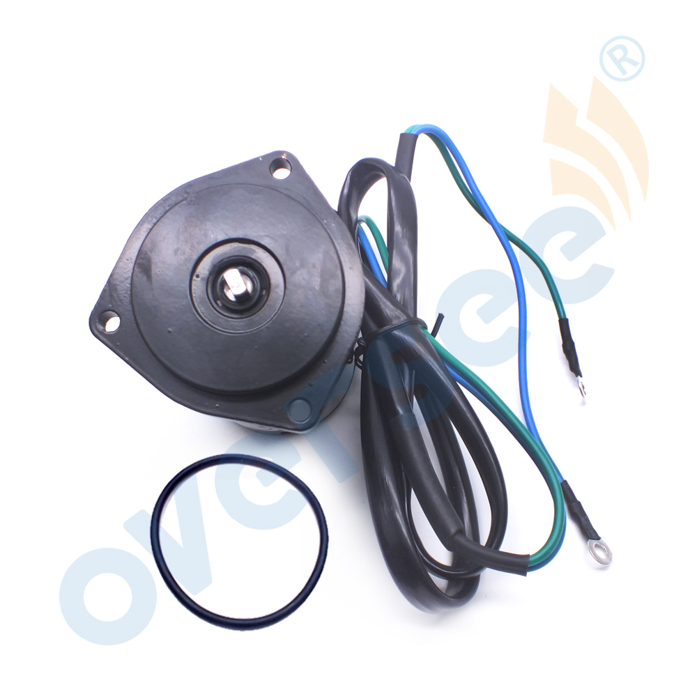 62X-43880 Trim Tilt Motor For Yamaha Outboard  Motor 4T 2T 40-100 HP 62X-43880-00 62X-43880-01 ARCO MARINE 6266