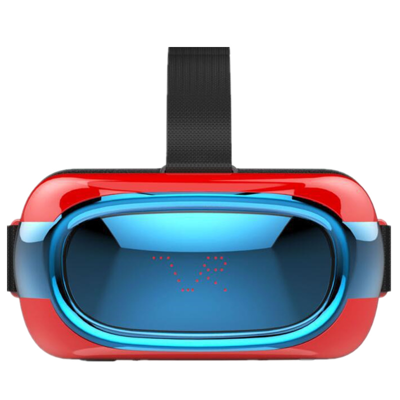 Factory direct VR integrated machine 3D glasses stereo theater 3D virtual reality glasses game helmet vr glasses game console rv virtual reality 3d mobile phone ar integrated machine huawei vivo eye helmet headset type