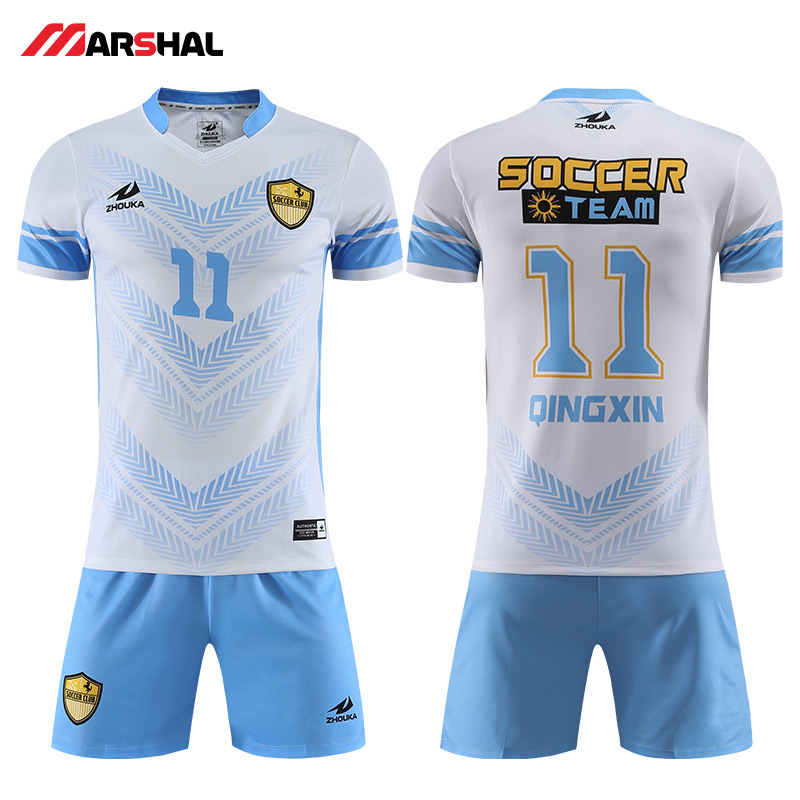 1dcfffa98 Latest professional designs jersey discount youth soccer uniforms football  kits maker on line football shirt maker