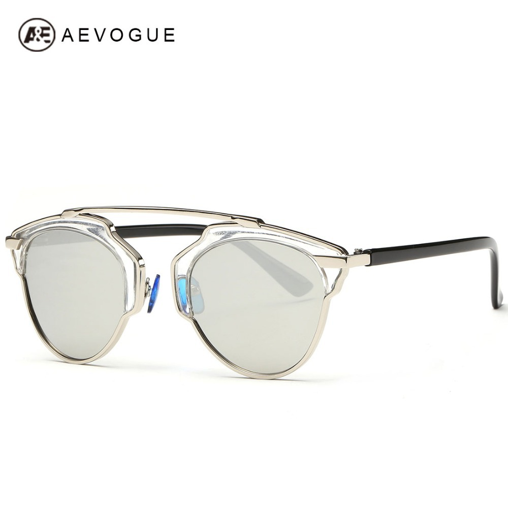 sunglass frames afi1  AEVOGUE Polarized Sunglasses Women Newest Brand Butterfly Alloy frame  Specialties Polaroid lens Sun Glasses Oculos UV400 AE0178