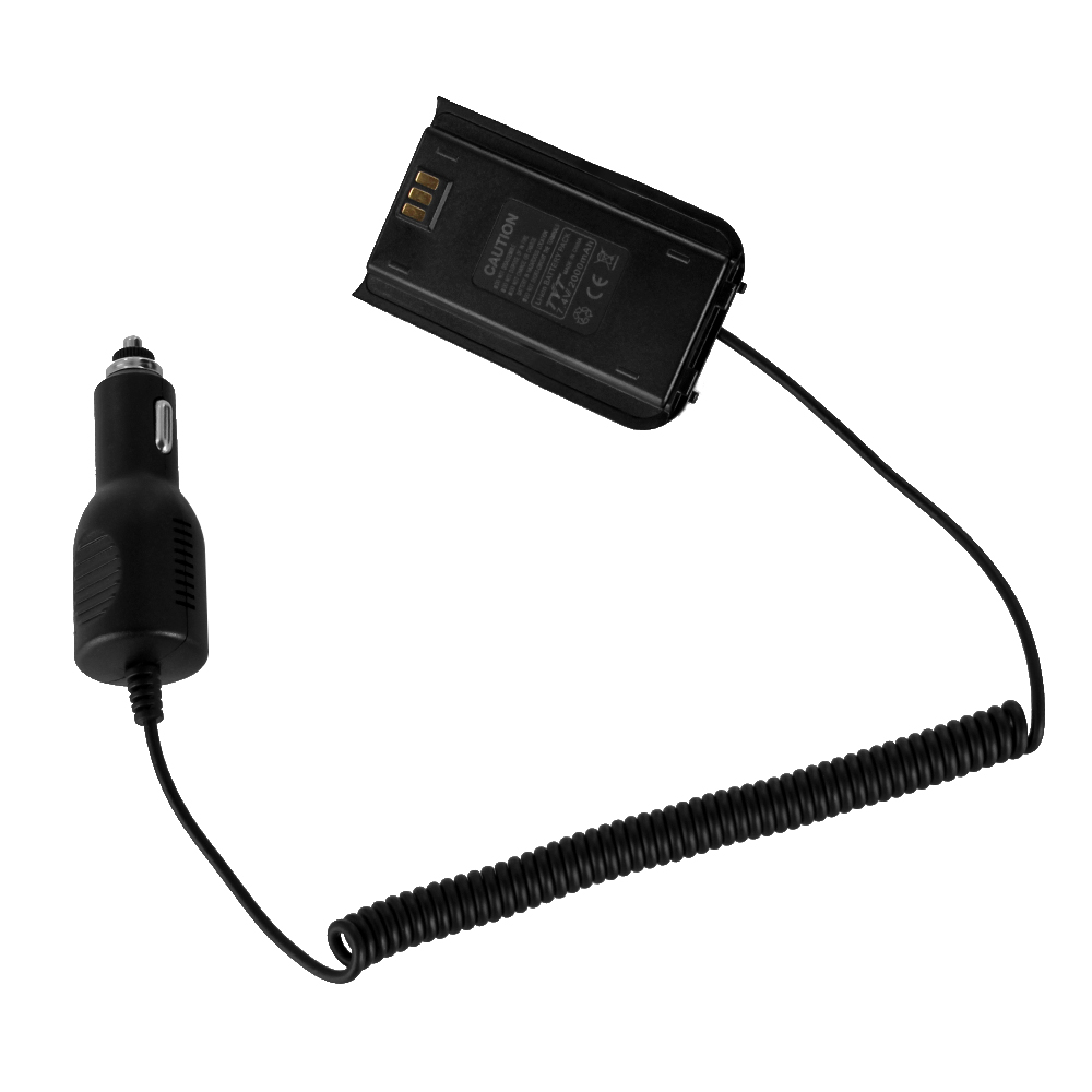 For TYT Walkie Talkie MD-380 Car Radio Charger Battery Eliminator for TYT Walkie Talkie Ham Radio Hf Transceiver Battery Charger