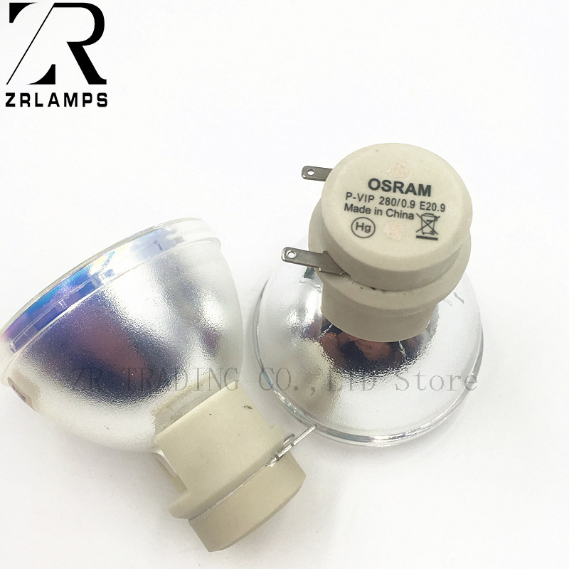 ZR Top quality EC.J9300.001 100% Original Projector  Lamp/bulb  P VIP 280/0.9 E20.9N for P5281 P5290 P5390 P5390W P5390WP-in Projector Bulbs from Consumer Electronics    1