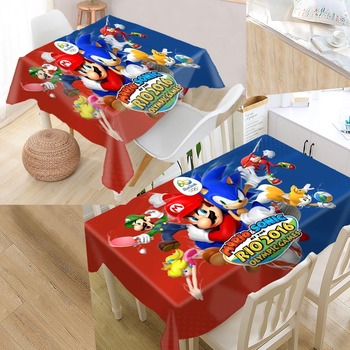 Collection Décoration couverture Table Super Mario Bros