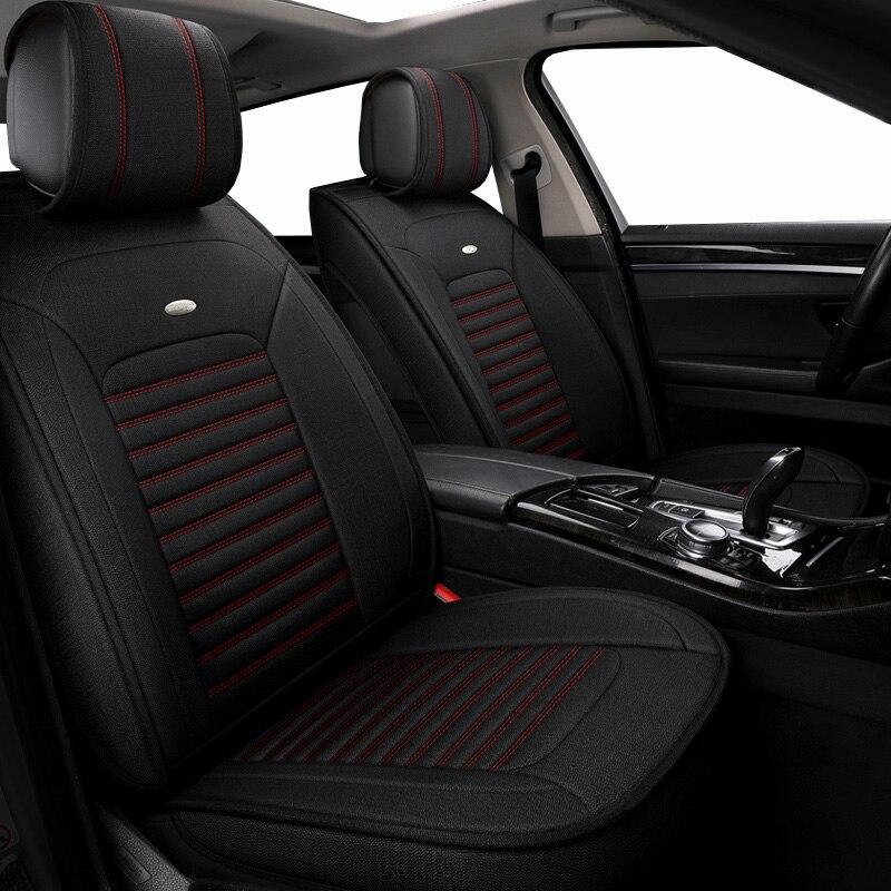 New Flax Universal auto Car seat covers For Suzuki alto carpeting escudo jimni jimny liana splash