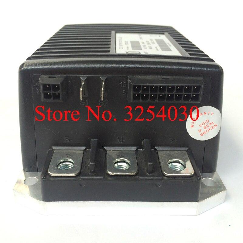 Исключительный оригинальный контроллер двигателя постоянного тока CURTIS 350A 48 В 1266R 5351 для электрической тележки и электрических тележек для ...