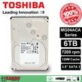 Toshiba MG04ACA600E 6 ТБ hdd Сервера NVR системы sata 3.5 дискотека duro interno внутренний жесткий диск disque длительность рабочего стола сервер