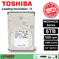 Toshiba MG04ACA600E 6TB hdd Server NVR system sata 3.5 disco duro interno internal hard disk drive disque dur desktop server