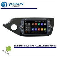 Wince Android Car Multimedia Navigation System For Kia Ceed 2012 2017 LHD CD DVD GPS Player