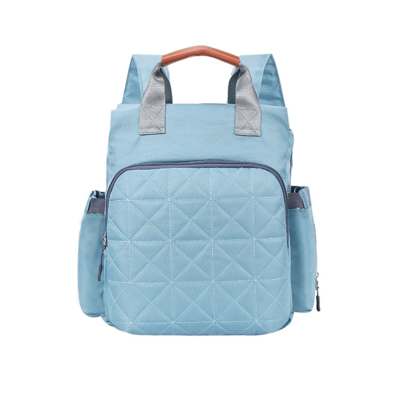 Portable Large Capacity Travel Backpack Mummy Maternity Nappy Baby Diaper Tote Bag With Stroller Straps