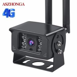 Image 1 - 3G 4G بطاقة Sim كاميرا ip لاسلكية واي فاي 1080P في الهواء الطلق IP66 مقاوم للماء حافلة صغيرة CCTV الأمن مراقبة الأشعة تحت الحمراء للرؤية الليلية