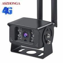 Karta Sim 3G 4G bezprzewodowa kamera ip WIFI 1080P zewnętrzna IP66 wodoodporna magistrala MINI CCTV nadzór bezpieczeństwa widzenie nocne z wykorzystaniem podczerwieni