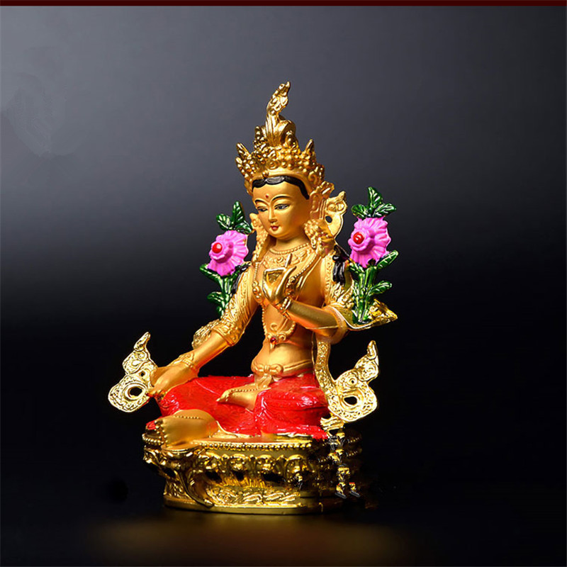 Fantastic, Mascot, Buddha, Holy, Car, Tibetan
