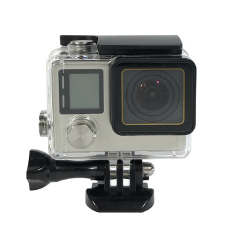 40M Waterproof Case Housing for Gopro Hero 4 3+ 3 Replacement Protective Dive Housing Case for Go Pro Hero4 3+ 3 Action Camera