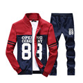 Mens Tracksuits Sportswear Men Hooded Sweatshirt Casual Slim Fit Mens Tracksuit Set Designer Sweatshirt Sudaderas Hombre Jacket