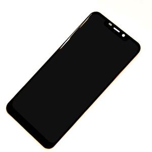 Image 3 - OUKITEL C12 ЖК дисплей + сенсорный экран 100% оригинальный протестированный ЖК дигитайзер стеклянная панель Замена для OUKITEL C12 PRO