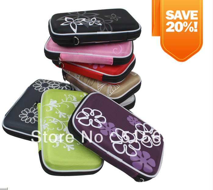 2.5″ Portable SATA HDD Mobile Hard Drive Disk Storage Pouch Bag Case Cover