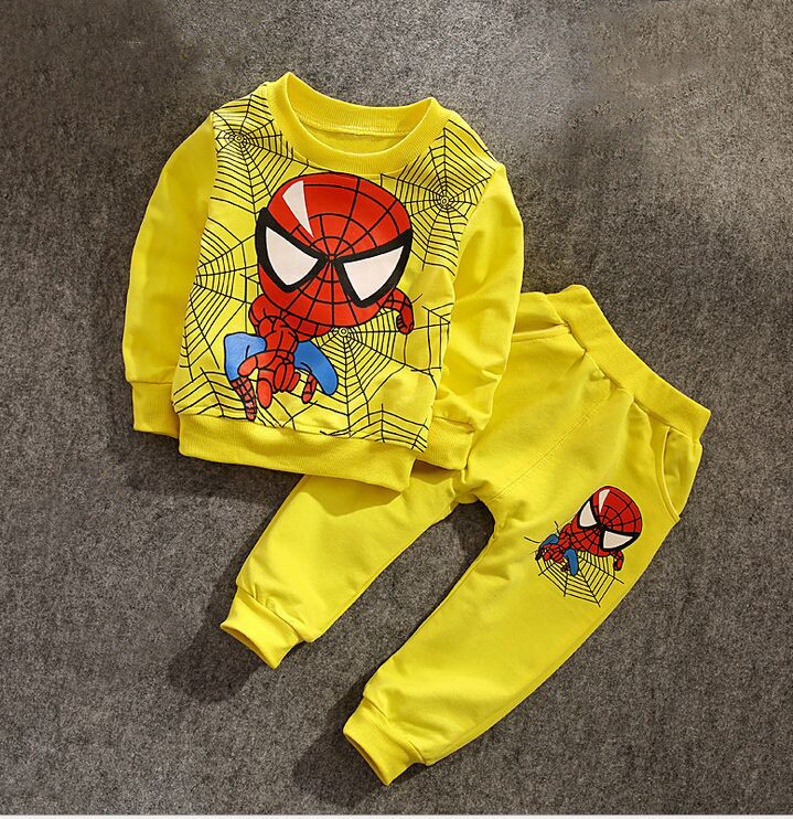 Batman Suit Home Clothing Boys Batmen Costume Girls Korean Fashion Clothing  Set INS Spiderman Boys Luxury Baby Tracksuit Kids In Clothing Sets From  Mother ...