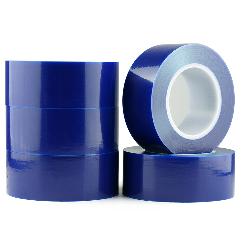 1Pcs Blue PE Protective Film Adhesive Tape 50mm*200m Stainless Steel Film Aluminum Membrane 1pc 220v electric ce commercial meat grinder meat mincer stainless steel electric meat grinder machine