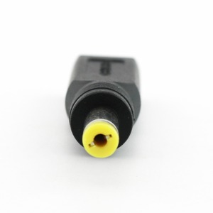 Image 2 - 20x USB 3.1 Type C Female Jack to 5.5x 2.1mm Male Plug DC Power Charge Adapter Connector Black