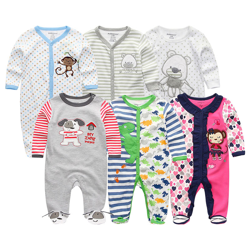 Baby Rompers6210