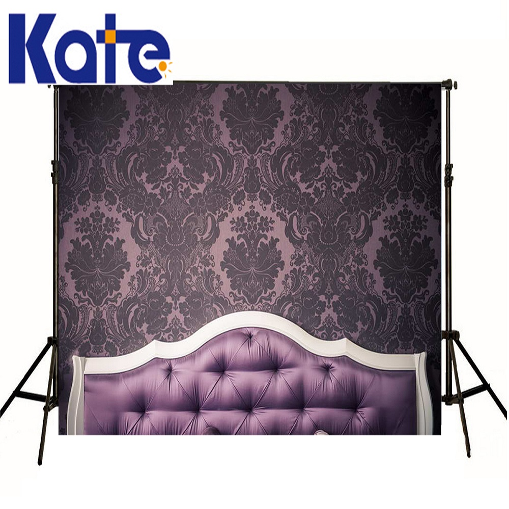 Kate Backgrounds Newborn Props Purple Backdrops Full Bed Rest Photography Continental Background Baby раскладушка therm a rest therm a rest luxurylite mesh xl