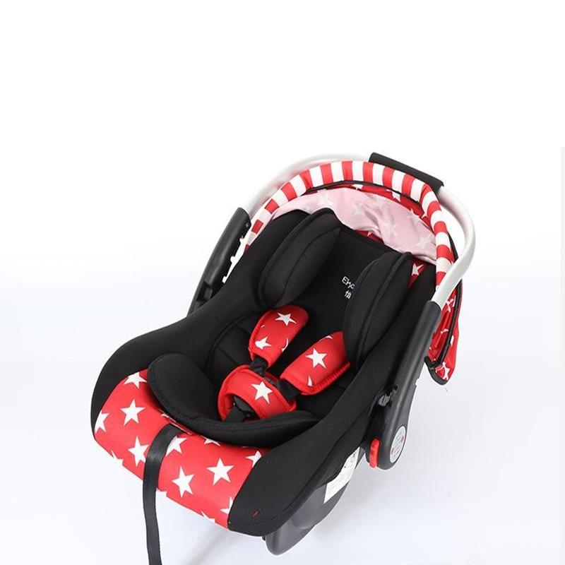 Newbore Carriage Carriage Infantil Criança Car Safe Seat Basket 0 - - Segurança para crianças - Foto 2