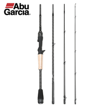 ABU GARCIA Casting Fishing Rod Pole 1.98M 4 Section M Type M