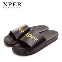 XPER Brands 2017 New Men Slippers Shoes Summer Men Shoes Fashion Comfortable Walking Shoes Big Size 43-46 #YMD86096