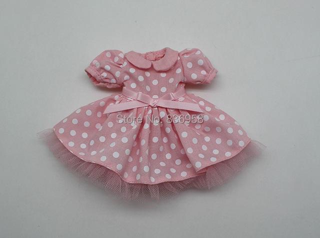 Neo Blythe Doll Princess Simple Dress