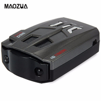 Wholesale New V9 Car Radar Detectors With Nice LED Display Russian English Version 16 Brand Anti