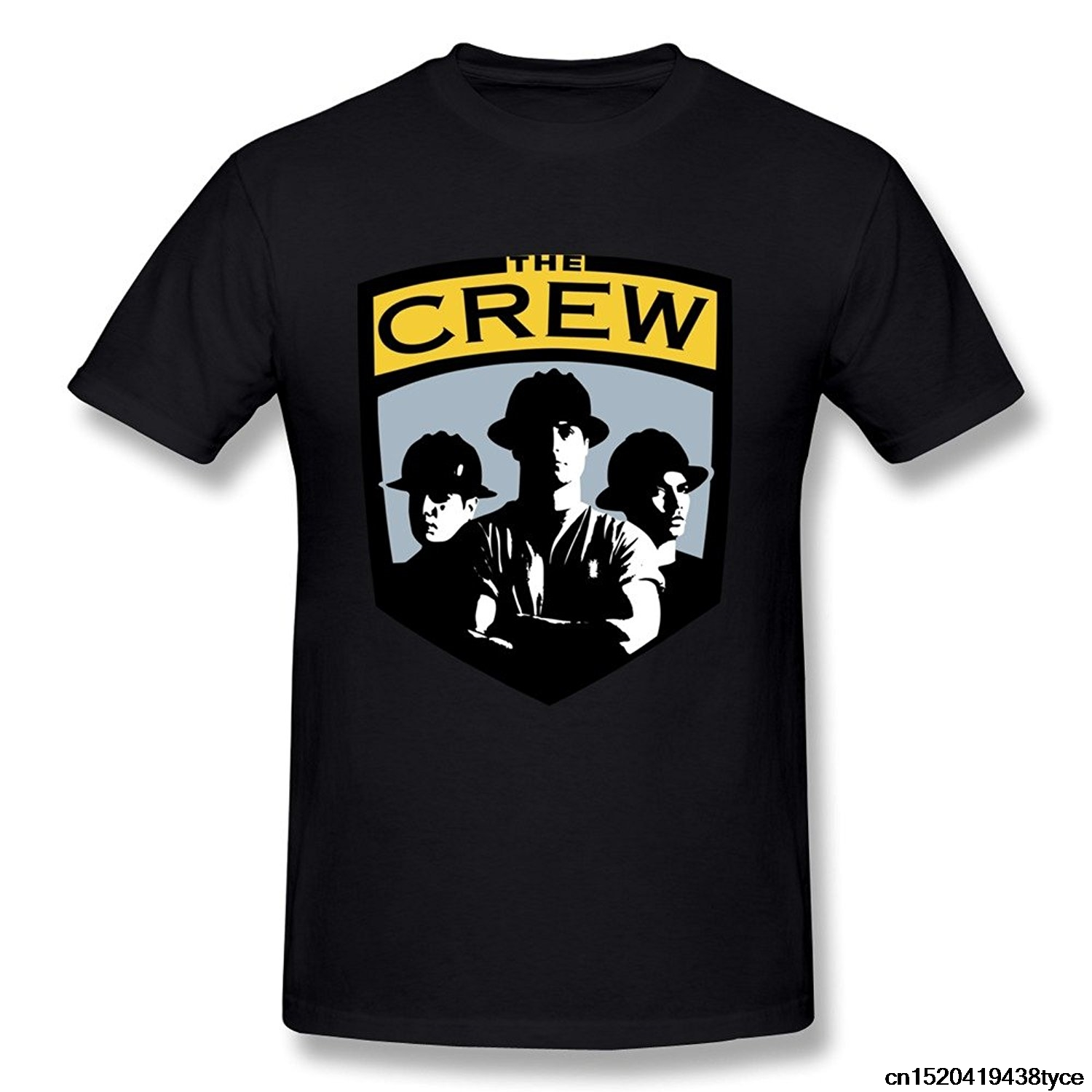 Jzecco Llangla Mens Columbus Crew Old Logo T Shirt Fashion Design