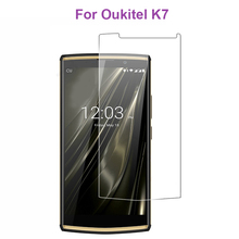 2PCS Oukitel K7 Tempered Glass Premium 9H 2.5D Explosion-Proof Phone Screen