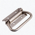 free shipping metal handle air box handle Industrial handle tool box hardware woodenbox handle Luggage Bags Parts Accessories