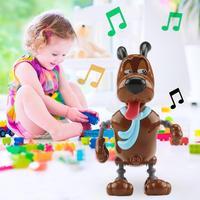 Smart Pet Robot Dog Voice Sound Control Interaction Kids Birthday Toy Gift Cute Smart Pet Dog Interactive Smart Puppy Robot Dog