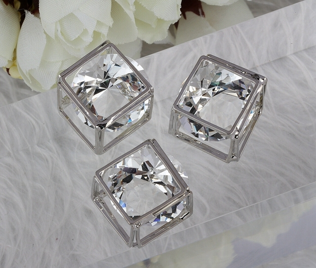 Vintage silver cube inside crystal charms pendant for jewelry making vintage silver cube inside crystal charms pendant for jewelry making findings bracelets handmade accessories diy gifts aloadofball Image collections