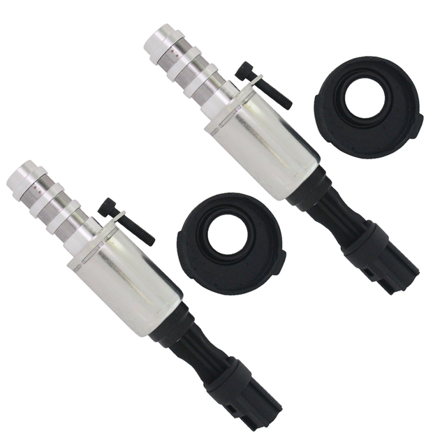 8L3Z6M280A Set von 2 Motor Variable Timing Magnet Magnet Dichtung & Schraube