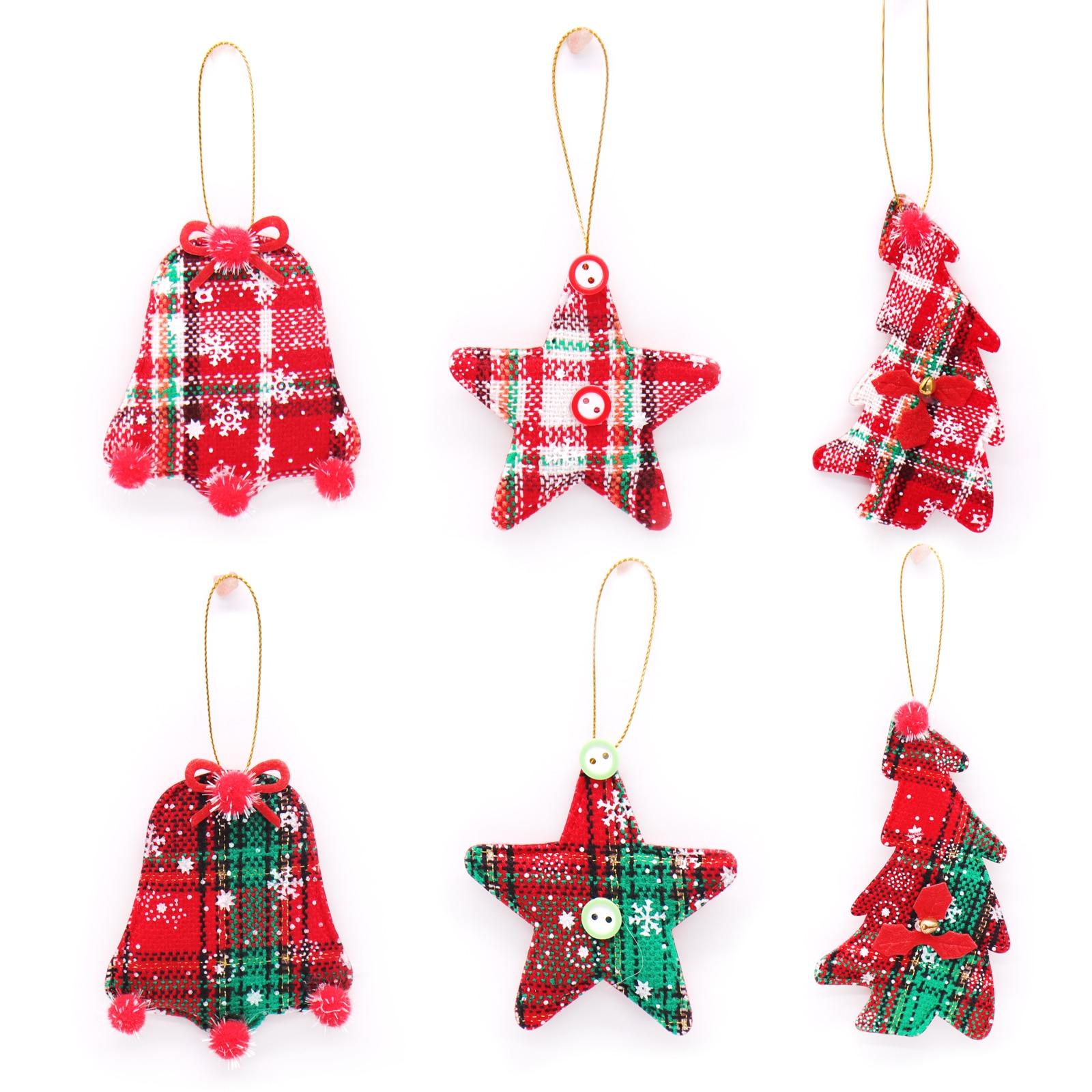 Christmas Tree Decorations Aliexpress: Aliexpress.com : Buy New Red Green Christmas Pendants Xmas