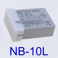 NB-10L NB 10L NB10L Pil paketi Canon Güç Atış G1 X G1X G15 G 15 G16 G 16 SX 40 50 60 HS SX50HS SX60 HS Dijital kamera
