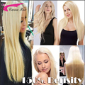 150% Density  613 blonde full lace hair wigs with baby hair Malaysian Straight Virgin Hair Color 613 lace front human hair wigs