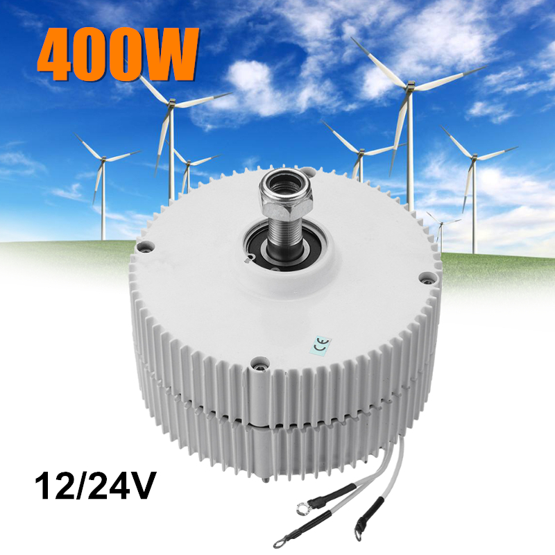 300W 12V/24V Permanent Magnet Generator Brushless Alternator Motor For Wind Turbines Wind Power Generator Accessories M type m type 300w ac output permanent magnet generator alternator pmg