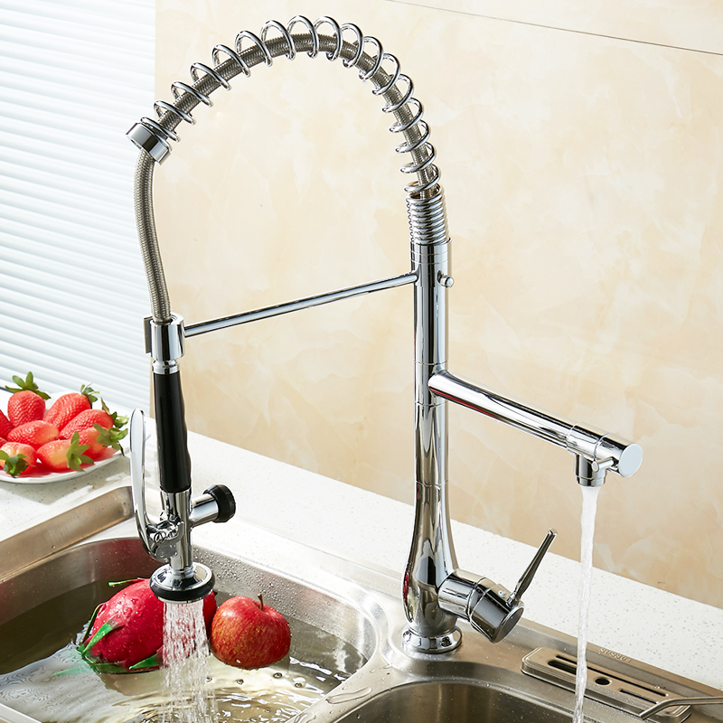 Pull Shower discount Chrome