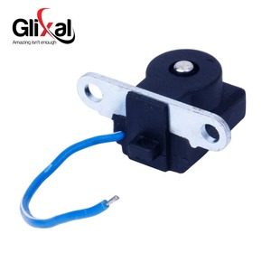 Glixal Magneto Stator Ignition Pick Up Trigger, Pulse Coil for GY6 50cc 125cc 150cc. 139QMB 152QMI 157QMJ Scooter Moped ATV(China)