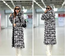 Beautiful!!2018 High Quality New Autumn Winter Coat Design Padded Down Cotton Plus Size Slim Jacket Hooded Zipper Women Fashion