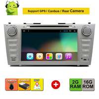 8 Android 9.1 Car Radio DVD Player for Toyota Camry 2007 2008 2009 2010 2011 Car Multimedia Player Stereo Head Unit