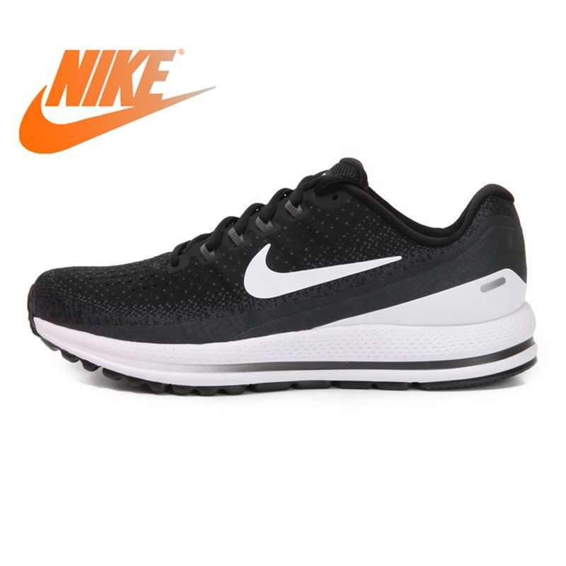 8244390ac4d Original 2018 NIKE AIR ZOOM VOMERO 13 Men s Running Shoes Daily Casual Shoes  Comfortable Breathable Walking